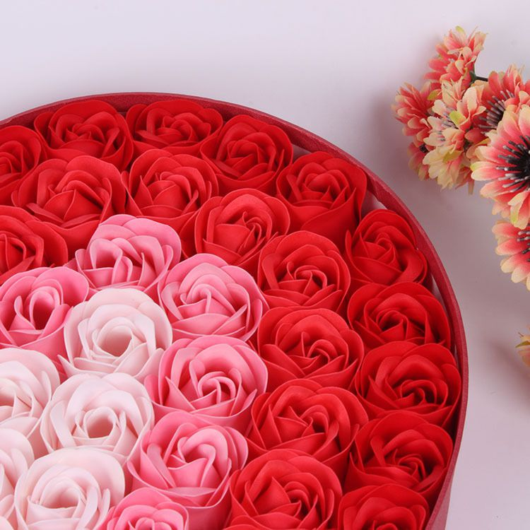 Cutii cu flori de sapun